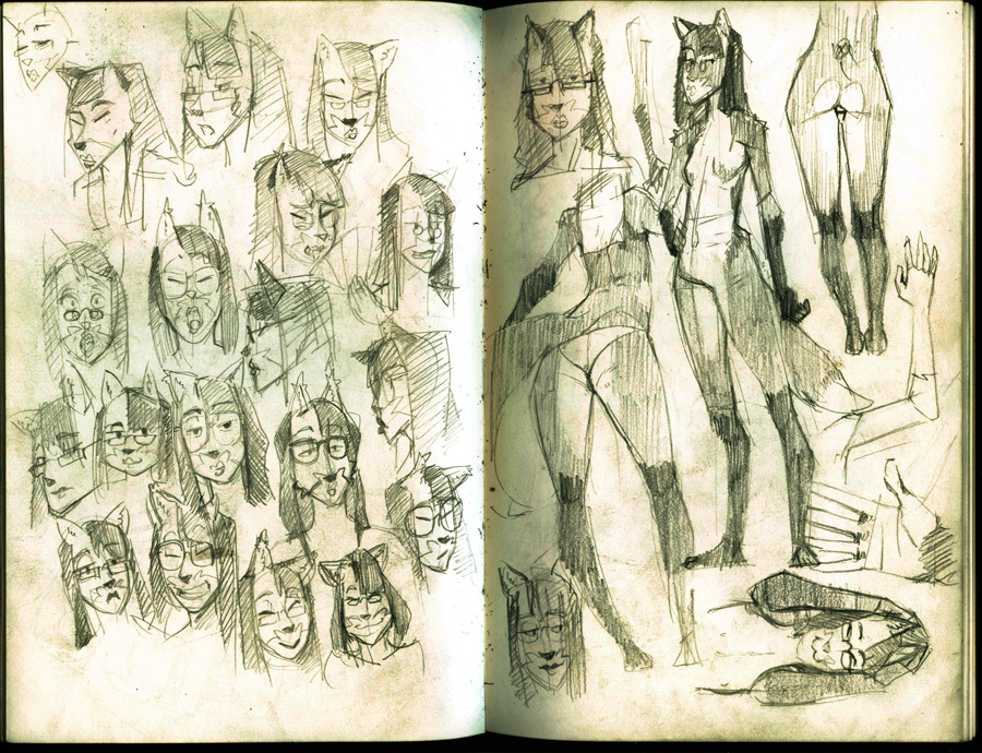 vixen by KennoArkkan