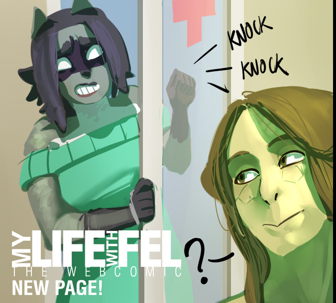 My Life with Fel p.222 by KennoArkkan