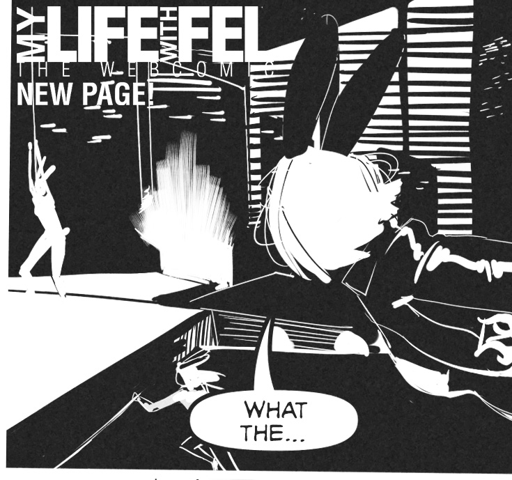 My Life with Fel p. 227 by KennoArkkan