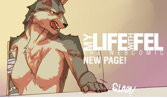 My Life with Fel p. 233 by KennoArkkan