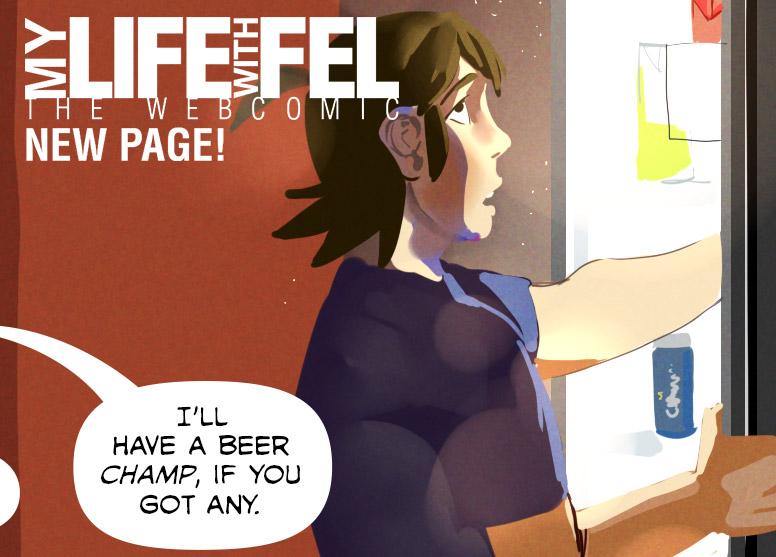 My life with Fel p244 by KennoArkkan