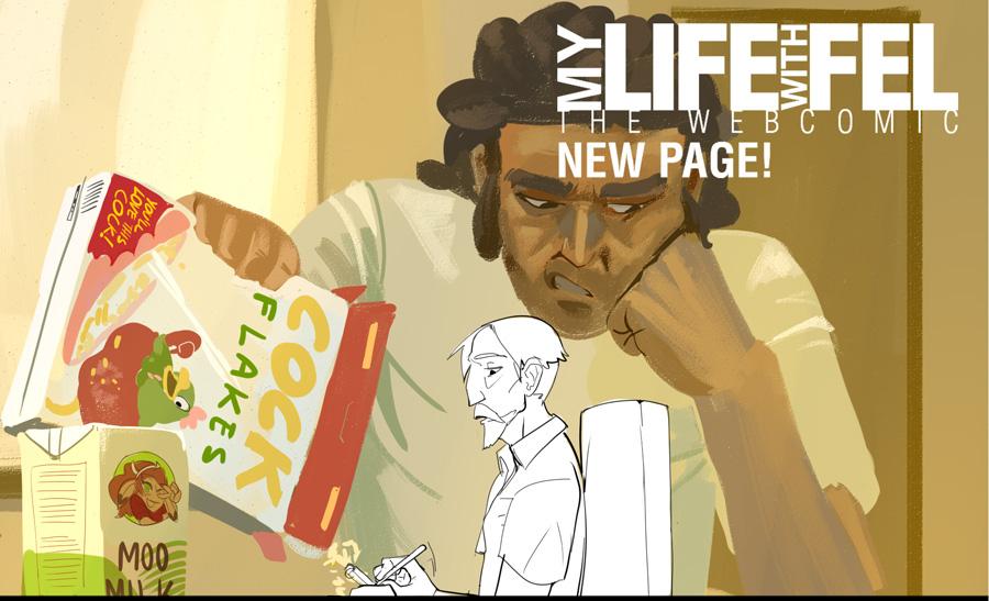 My life with Fel p264 by KennoArkkan