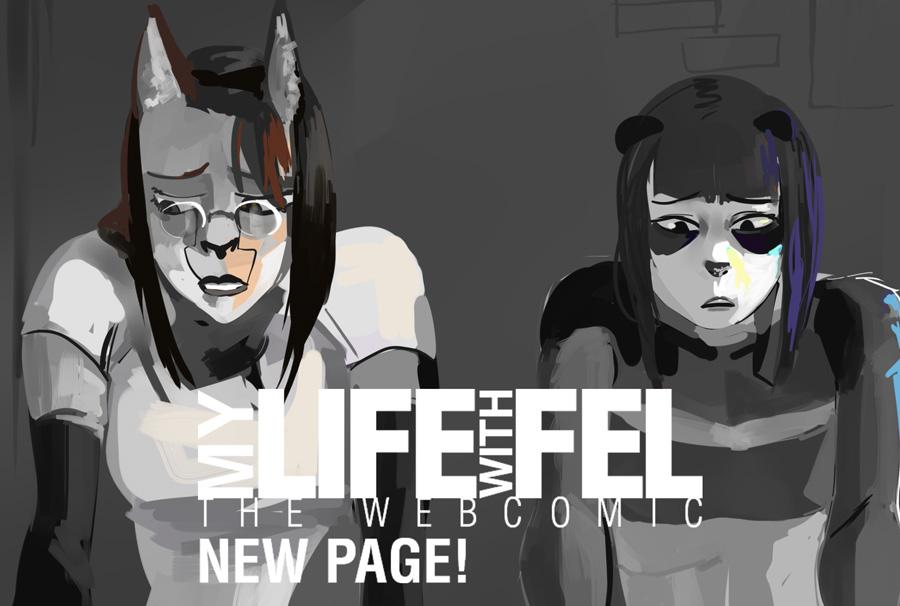My life with Fel p278 by KennoArkkan