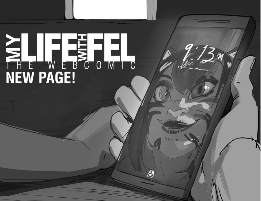 My life with Fel p303 by KennoArkkan
