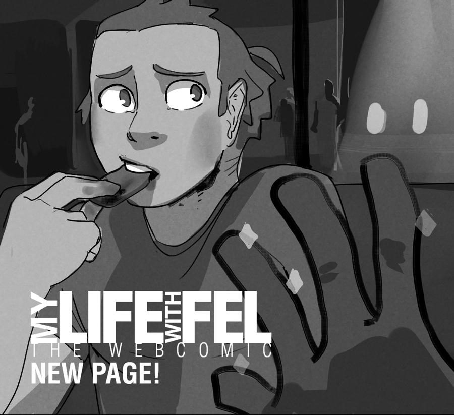 My life with Fel p304 by KennoArkkan