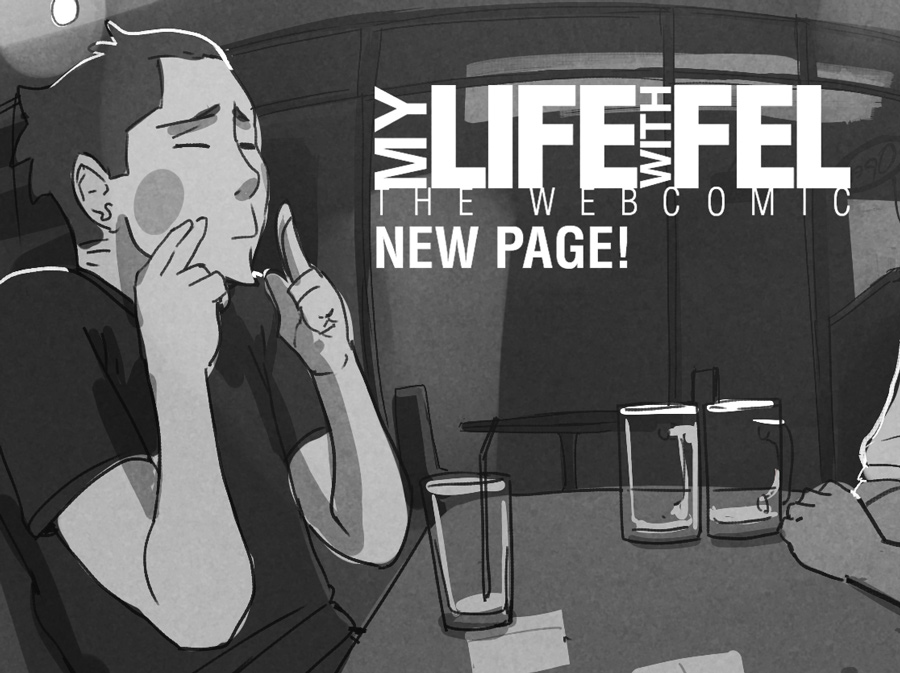 My life with Fel p306 by KennoArkkan