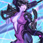 Widowmaker.+NSFW by Taiss14