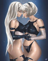 2B and A2. by Taiss14
