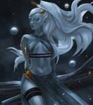 Virgo. Zodiac series. by TattiArt