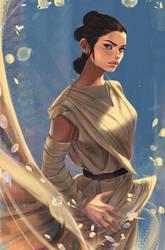 Rey. Commission. by TattiArt
