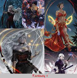 Fantasy1 artbox on GUMROAD!