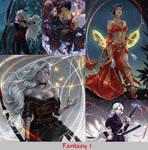 Fantasy1 artbox on GUMROAD! by TattiArt