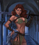 Red Sonja (+NSFW optional).