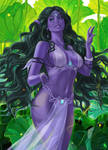 Dancing Tyrande (+NSFW optional).