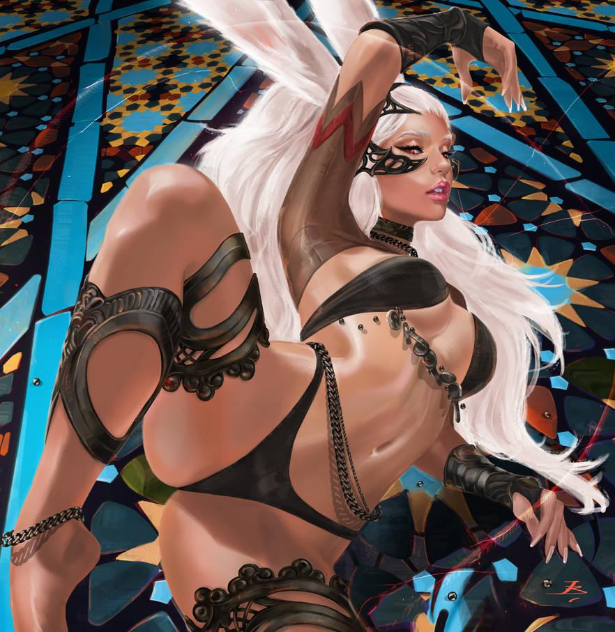 Dancing Fran (+EXTRA NSFW optional).