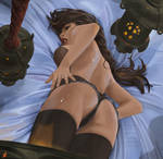 Lara 1(+EXTRA NSFW optional). by TattiArt