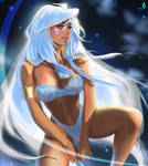 Kida (Atlantis) (+NSFW optional). by TattiArt
