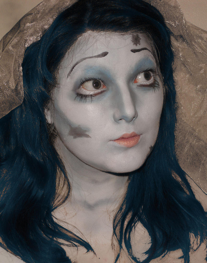 Corpse Bride Makeup Pictures : Corpse Bride Makeup by stephpyle2006 on DeviantArt