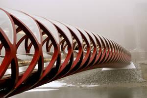 peace bridge by contemporaryhart