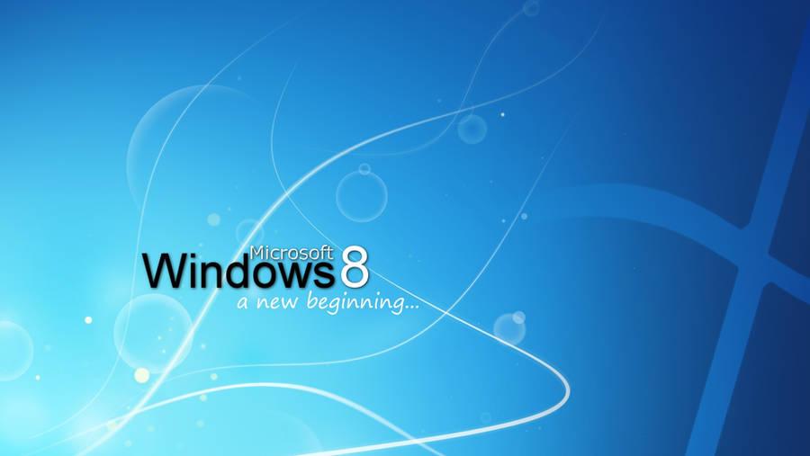 Windows 8 Concept Wallpaper by creativecraig