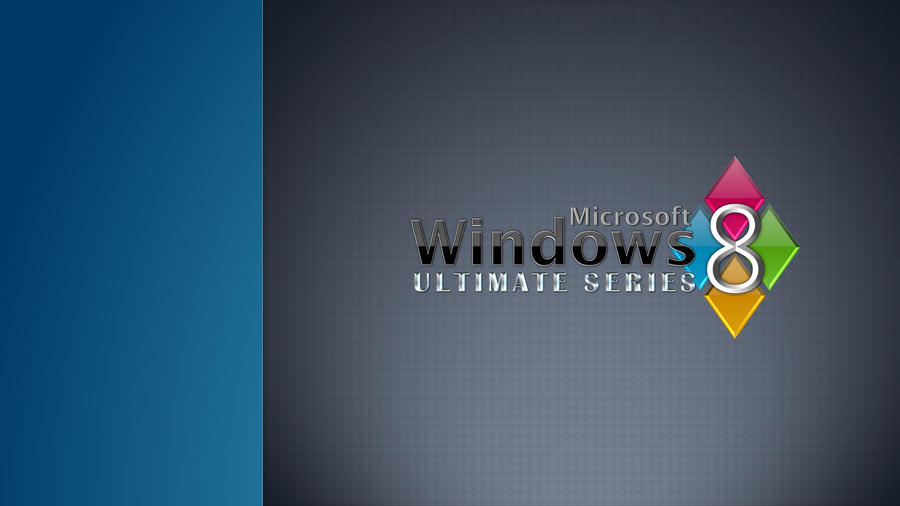 Windows 8 Ultimate Concept by creativecraig