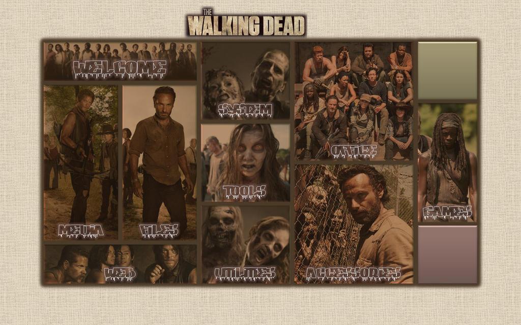 Walking Dead 1680x1050 by creativecraig
