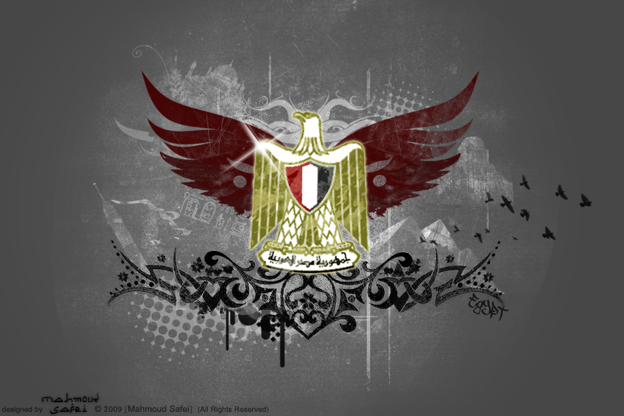 The egyptian eagle by sifo z11s