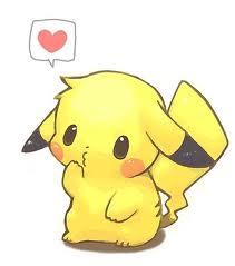 Pikachu Love by rainbowdashhhh