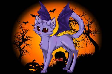 Happy Halloween From Seruki by xoSeruki