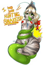 Hunting Snakes by xoSeruki