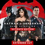 Batman v Superman (2016) folder icon