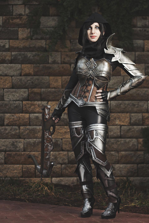 Medium Armor by weirdtakoyaki