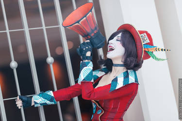 Moxxi 10 by weirdtakoyaki