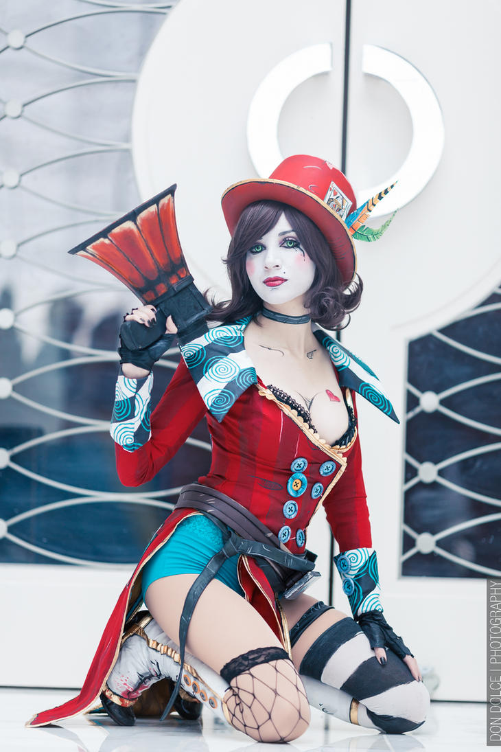 Moxxi 12 by weirdtakoyaki