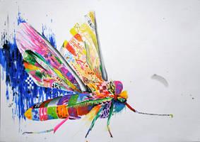 Moth by Mattice-V