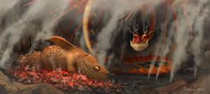 The Dragon Steam Room