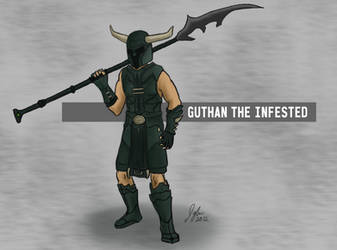 Guthan the Infested