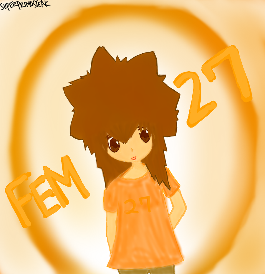 Fem Tsuna by SuperPrimoSteak