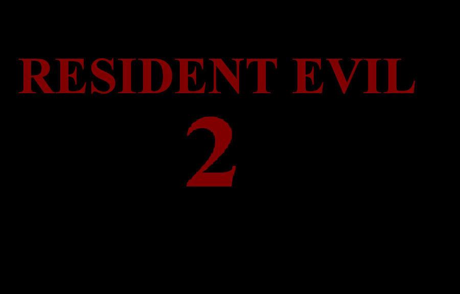 Resident Evil 2 Logo by JillUzumaki on deviantART