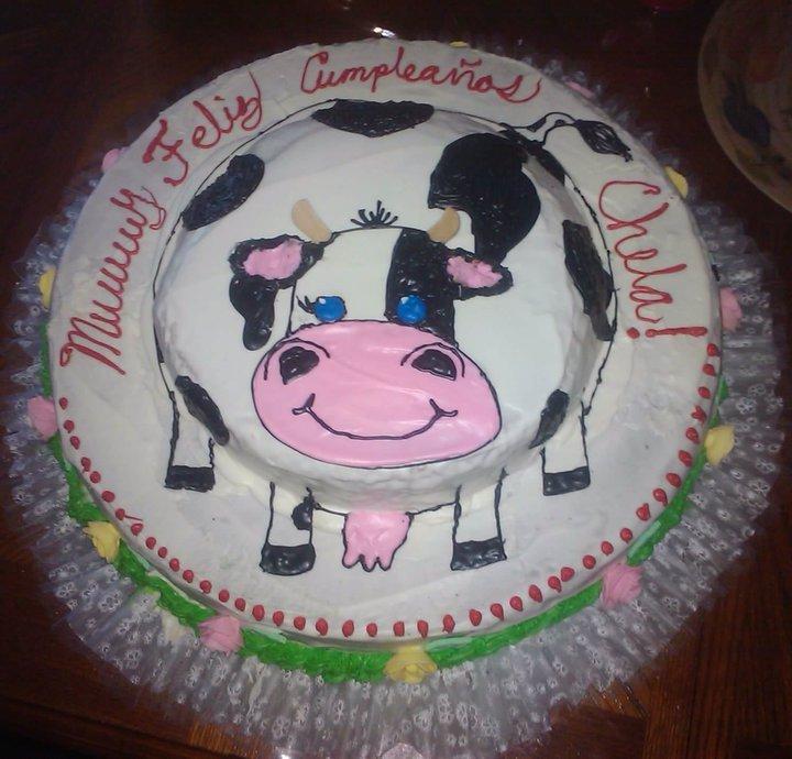 Art By Cow Cake : Moo Cow Cake. by JillUzumaki on DeviantArt