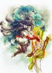 Legend of Zelda - Her master sword