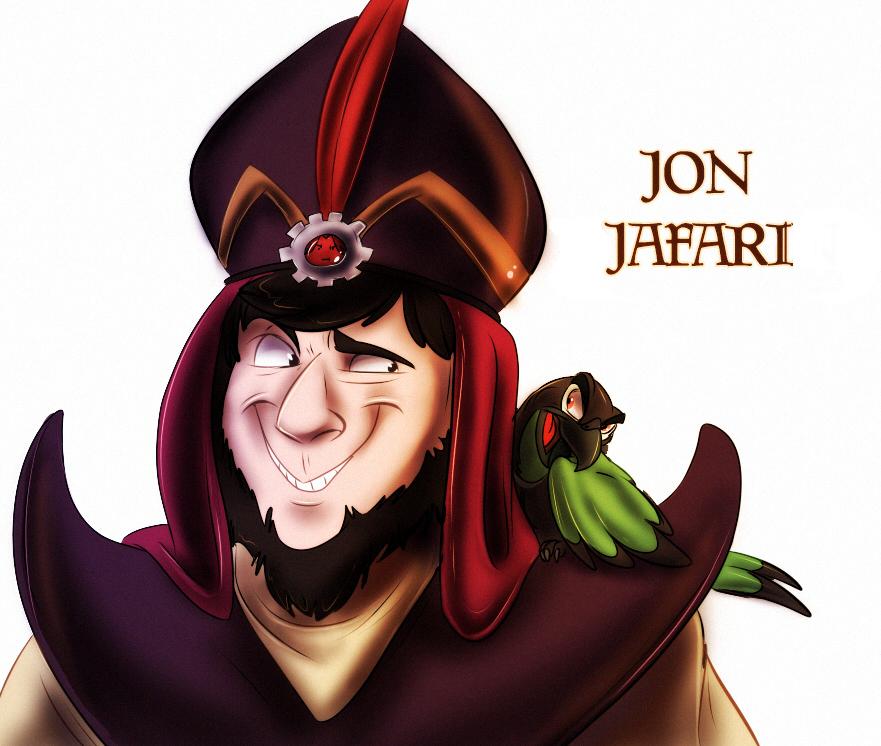 Jon Jafari by Konnestra