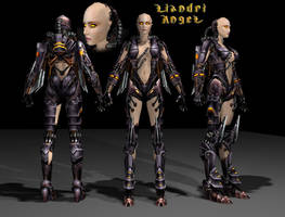Liandri Angel Model for UT2004