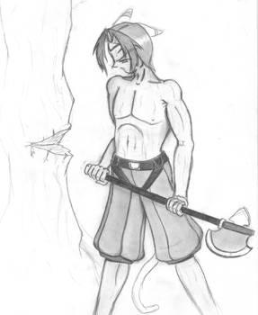 Lumberjack Ginn
