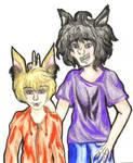 Josh and Matthew