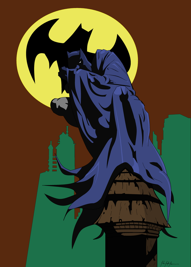 Batman by ImJohnny