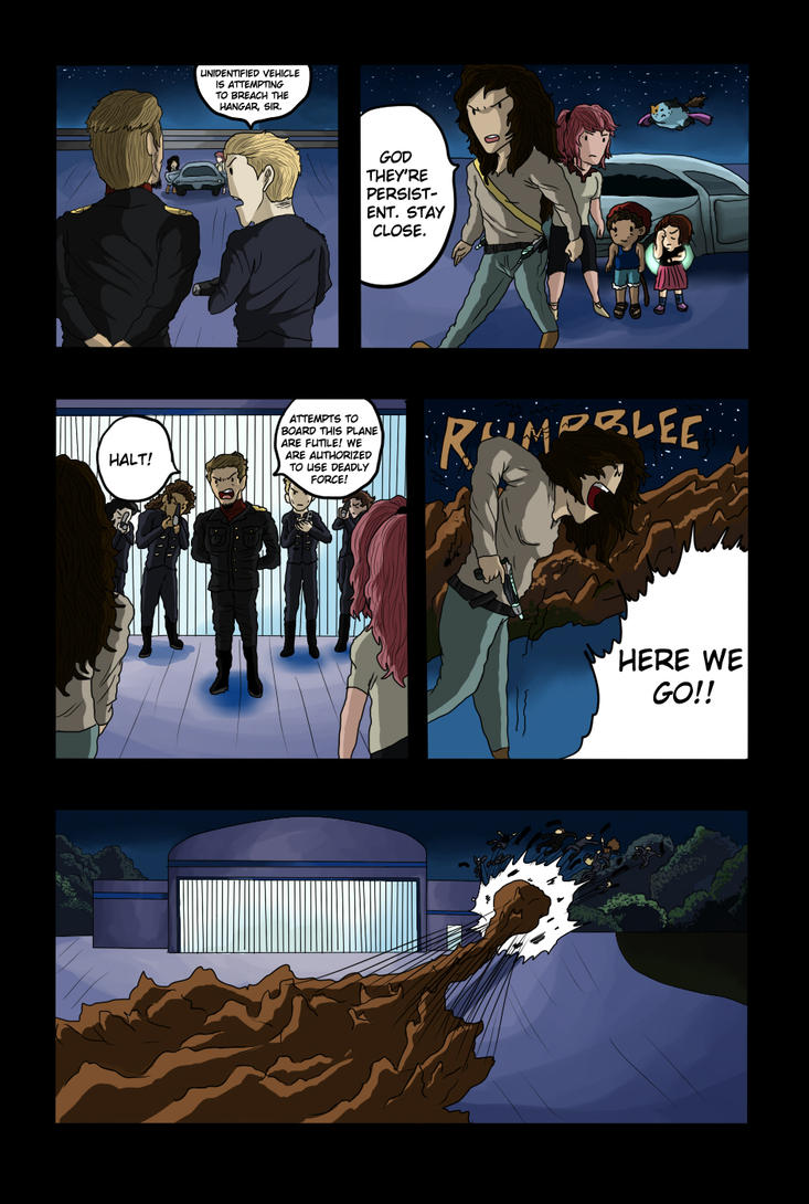 After Reality - Chapter I - Page 14 by graphicspark