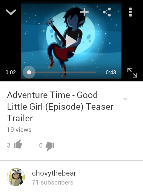 Good Little Girl Webseries Trailer on YouTube by graphicspark