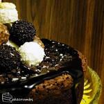 Truffle Tower Mud Cake
