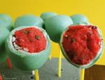 Watermelon Truffles